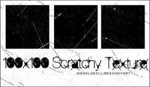 100x100 Scratchy Texture
