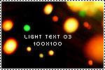 Icon Light Texture 04 by panna-acida