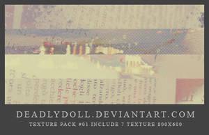 Texture Pack 05 by panna-acida