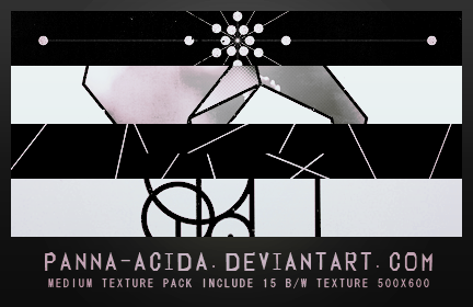 Texture Pack 09 by panna-acida