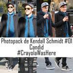 Photopack de Kendall Schmidt #O2