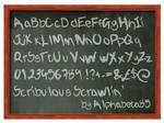 Scribulous Scrawlin' by Alphabeta85