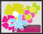 PNG  Flowers-1