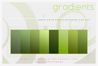 Gradients .1 by oridzuru