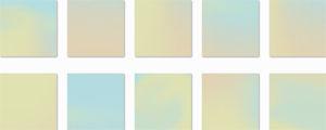 10 Gradient textures