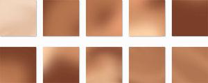 25 Gradient textures