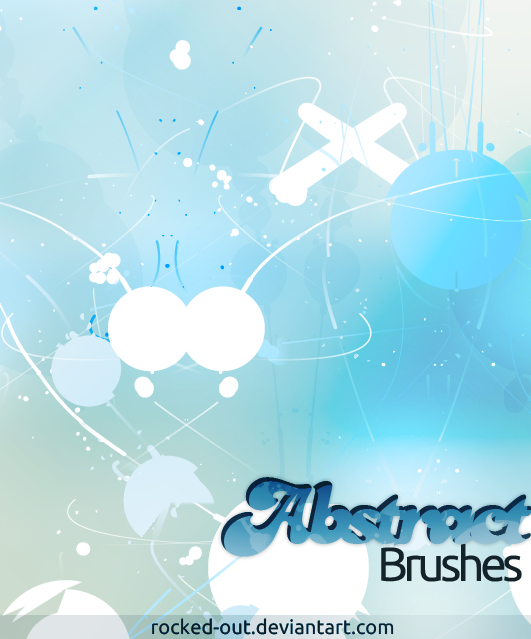 13 Abstract Brushes I