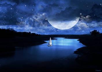 Sailing by GallifreySky