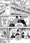 Indigo Ink manga page