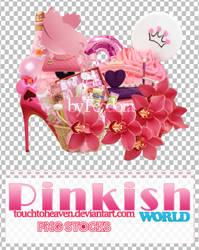 _Pinkish World_