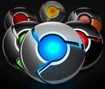 Google Chrome Icon Pack