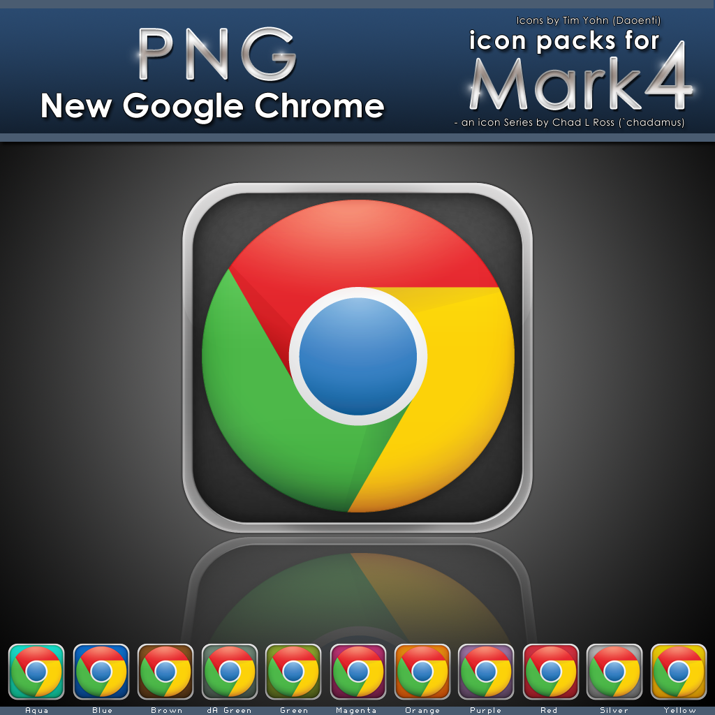 Mark4 - New Google Chrome by Daoenti