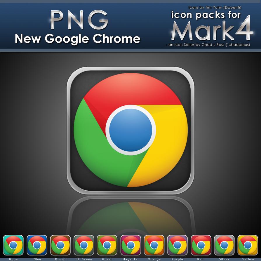Mark4 - New Google Chrome by Daoenti