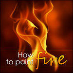 How to Paint Fire by Imaliea