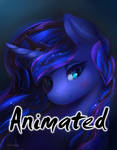 Animated - Luna Official Royal Portrait