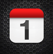 Calendar App Icon Iphone | Calendar Template 2016
