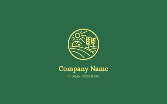 Free Farm Logo.