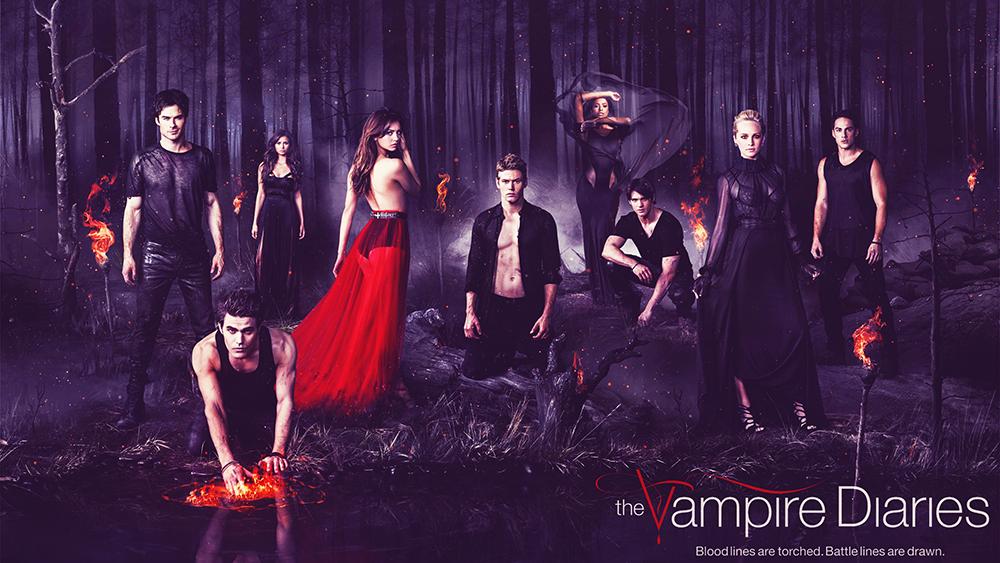 Amazon.com: The Vampire Diaries: Season 6 [Blu-ray]: Nina ...