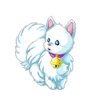 Pixel Art Testing - KITSUNEMON (Digimon OC) by NikySHouse