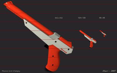 Nes Gun Icon