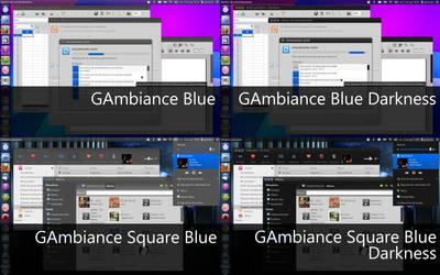 GAmbiance Series (Ambiance Blue Mods) by gabeweb