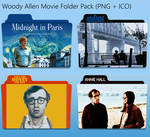 Movie Folder Icons (Woody Allen)