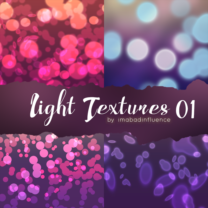 Light Textures 01 by imabadinfluence