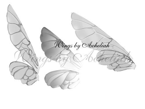 Wings by Acheliah by acheliah
