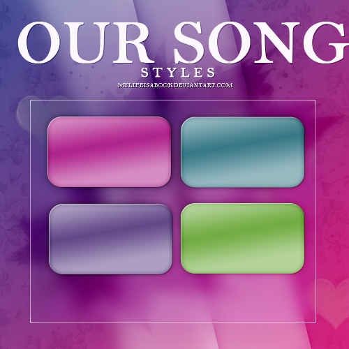 Styles our song by Mylifeisabook