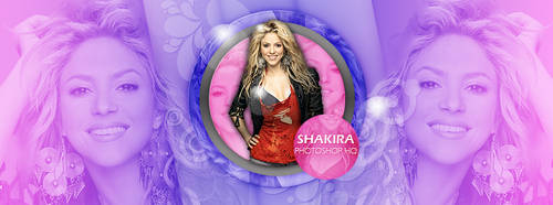 Shakira psd by Mylifeisabook