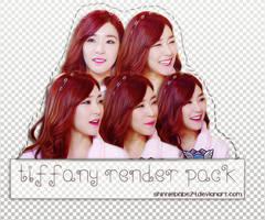 [RENDER PACK] TIFFANY by shinniebabe24