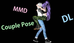 MMD Couple Pose DL