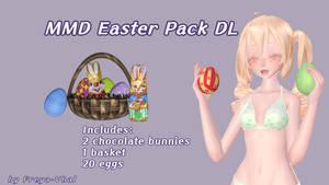MMD Easter Pack [DL]
