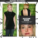 Photopack 1705: Allison Mack