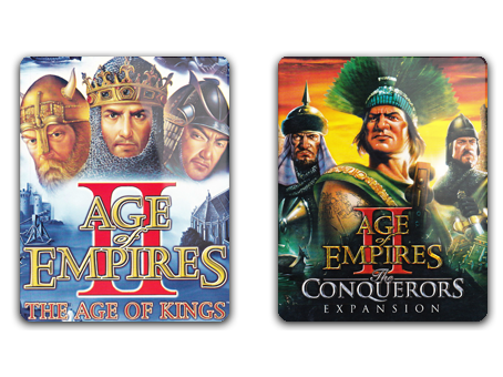 Age of Empires II (Conquerors Expansion) by sandytreee on