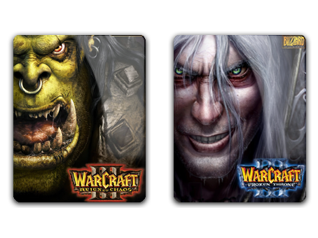Warcraft III (Frozen Throne) by sandytreee