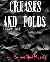 Creases+folds brush set by swineandroses