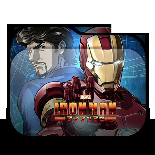 """Képtalálat a következőre: """"iron man anime ico"""""""