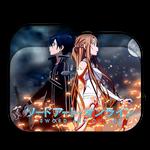 Sword Art Online (SAO) Folder Icon