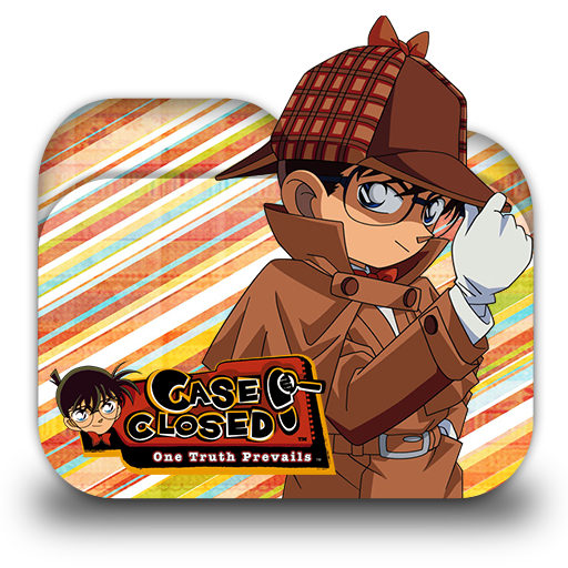 Case Closed Folder Icon By Omegas82128 On DeviantArt