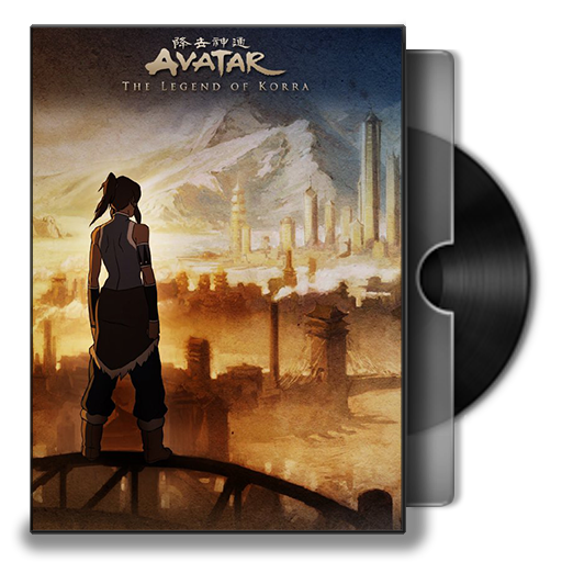 Recipe One Of The Movie Avatar: Avatar The Legend Of Korra Book 1 Air DVD Icon By