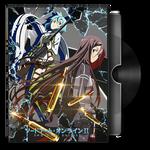 Sword Art Online II DVD Folder Icon