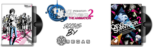 Devil survivor 2 DVD Folder Icons