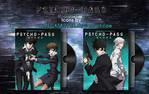 Psycho Pass DVD Folder Icons