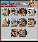 One Piece Arcs DVD Folder Icons