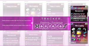 xAuroraS - free SE K550i theme