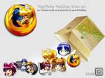 MagiPoka Desktop icon set.
