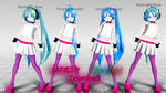 .:Model DL:. LAT Style Re:Dial Miku
