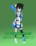 .:Model DL:. LAT Style LuoTianYi