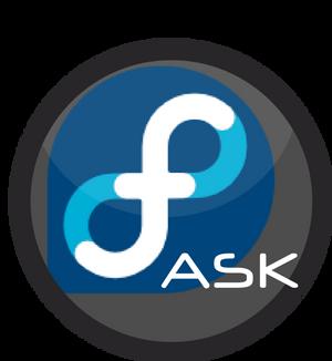 Fedora-ask